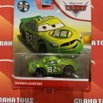 Darren Leadfoot 2021 Disney Pixar Cars Mattel Mix C