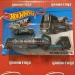 HW Park 'N Play 2021 Hot Wheels Super Rigs Mix B