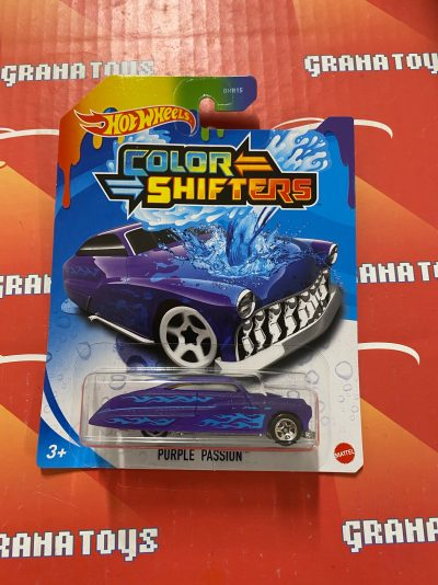 Purple Passion 2021 Hot Wheels Color Shifters Mix G