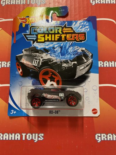 RD-08 2021 Hot Wheels Color Shifters Mix G