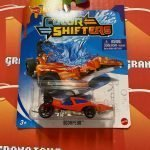 Scorpedo 2021 Hot Wheels Color Shifters Mix G