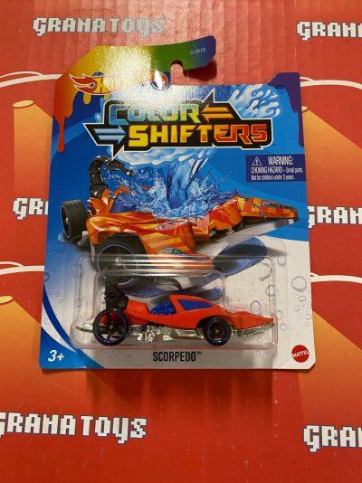 Scorpedo 2021 Hot Wheels Color Shifters Mix G