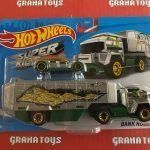 Bank Roller 2021 Hot Wheels Super Rigs Mix A