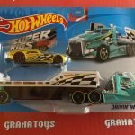 Drivin' Wild 2021 Hot Wheels Super Rigs Mix A