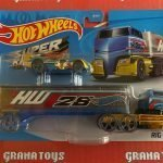Rig Dog 2021 Hot Wheels Super Rigs Mix A