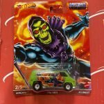 70s Van Skeletor MOTU 2021 Hot Wheels Pop Culture Case J