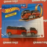 Custom Volkswagen Hauler 2021 Hot Wheels Track Trucks Mix E