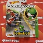 Toshi Mach 8 2021 Hot Wheels Super Mario Kart Case K