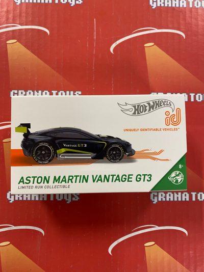 Aston Martin Vantage GT3 2021 Hot Wheels ID Cars Case B