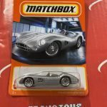 1956 Aston Martin DB51 #44 2021 Matchbox Case T