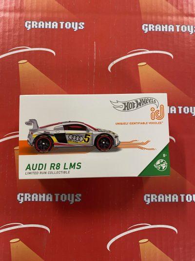 Audi R8 LMS 2021 Hot Wheels ID Cars Case B