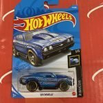 69 Chevelle #77 X-Raycers 1/5 2021 Hot Wheels Case C