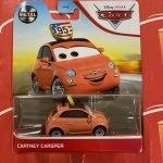 Cartney Carsper 2021 Disney Pixar Cars Mattel Mix D
