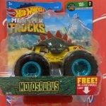 Motosaurus 31/75 6/7 Wild Ride 2021 Hot Wheels Monster Trucks Case D