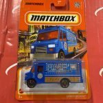 Express Delivery #89 2021 Matchbox Case T