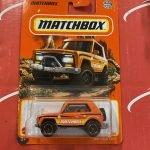 MBX Field Car #17 2021 Matchbox Case T