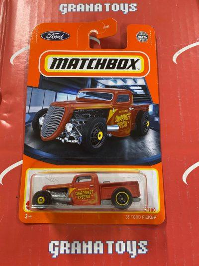 35 Ford Pickup #85 2021 Matchbox Case T