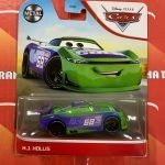 H.J. Hollis 2021 Disney Pixar Cars Mattel Mix D