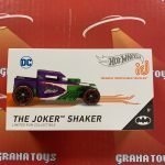 The Joker Shaker 2021 Hot Wheels ID Cars Case B