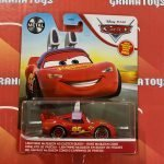 Lightning McQueen As Easter Buggy 2021 Disney Pixar Cars Mattel Mix D