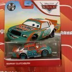 Murray Clutchburn 2021 Disney Pixar Cars Mattel Mix D