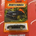2018 Ford Mustang Convertible #87 2021 Matchbox Case T