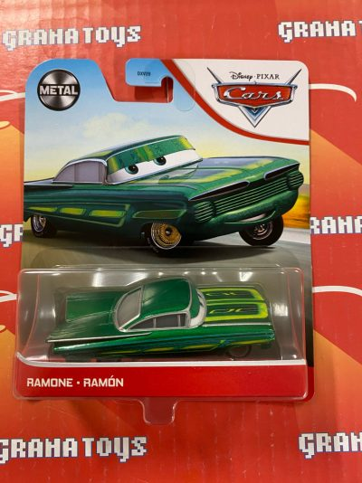 Ramone 2021 Disney Pixar Cars Mattel Mix D