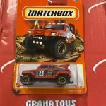 Ridge Raider #50 2021 Matchbox Case T