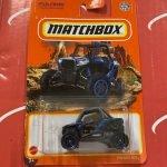 Polaris RZR #41 2021 Matchbox Case T