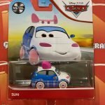 Suki 2021 Disney Pixar Cars Mattel Mix D
