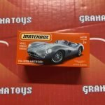 1956 Aston Martin DBR1 #44  2021 Matchbox Power Grabs Case T