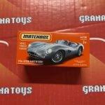 1956 Aston Martin DBR1 #44  2021 Matchbox Power Grabs Case T