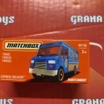 Express Delivery #89 2021 Matchbox Power Grabs Case T