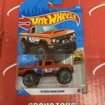 70 Dodge Power Wagon #3 2/10 Baja Blazers 2021 Hot Wheels Case F