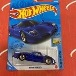 Nissan R390 GTI #138 Factory Fresh 9/10 2021 Hot Wheels Case G