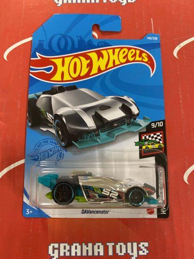 DAVancenator #140 Race Day 9/10 2021 Hot Wheels Case G