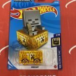 Minecart #142 Screen Time 7/10 2021 Hot Wheels Case G