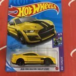 2020 Ford Mustang Shelby GT500 #143 Torque 4/5 2021 Hot Wheels Case G