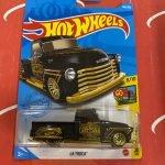 La Troca #146 Art Cars 8/10 2021 Hot Wheels Case G