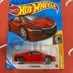 17 Acura NSX #148 Turbo 5/5 2021 Hot Wheels Case G