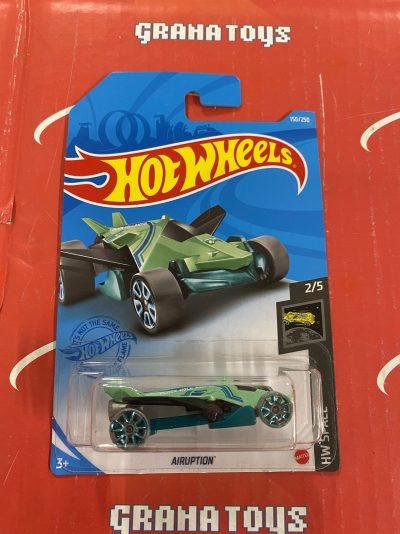 Airuption #150 Space 2/5 2021 Hot Wheels Case G