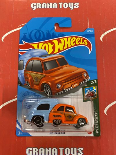RV There Yet #22 Getaways 2/5 2021 Hot Wheels Case G
