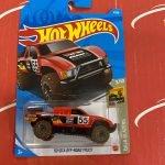 Toyota Off-Road Truck #4 Baja Blazers 3/10 2021 Hot Wheels Case G