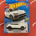 17 Lamborghini Urus #64 Factory Fresh 4/10 2021 Hot Wheels Case G