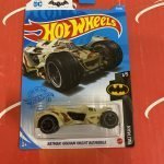 Batman: Arkham Knight Batmobile #8 1/5 2021 Hot Wheels Case G