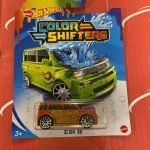 Scion XB 2021 Hot Wheels Color Shifters Mix J