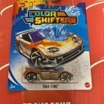 Trak-Tune 2021 Hot Wheels Color Shifters Mix J