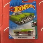 Mattel Dream Mobile #14 2/5 Tooned 2021 Hot Wheels Case H
