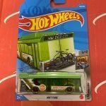 Ain't Fare #155 9/10 Metro 2021 Hot Wheels Case H