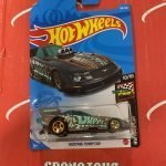 Mustang Funny Car #156 Treasure Hunt 10/10 Race Day 2021 Hot Wheels Case H